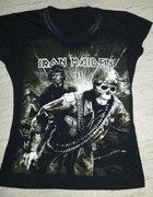 Rockowa bluzka Iron Maiden