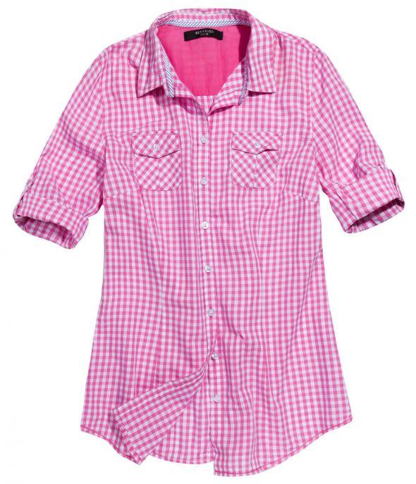 koszula krata reserved