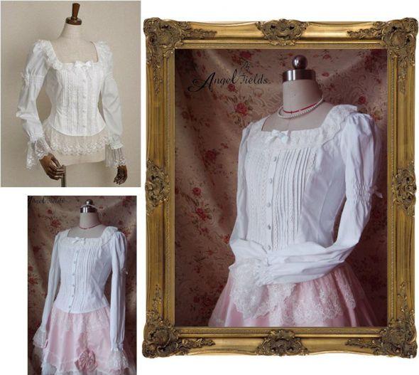 Koszula Gothic Lolita
