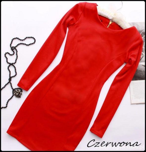 Suknie i sukienki nowa czerwona