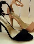 Sandałki NEW LOOK z sh...