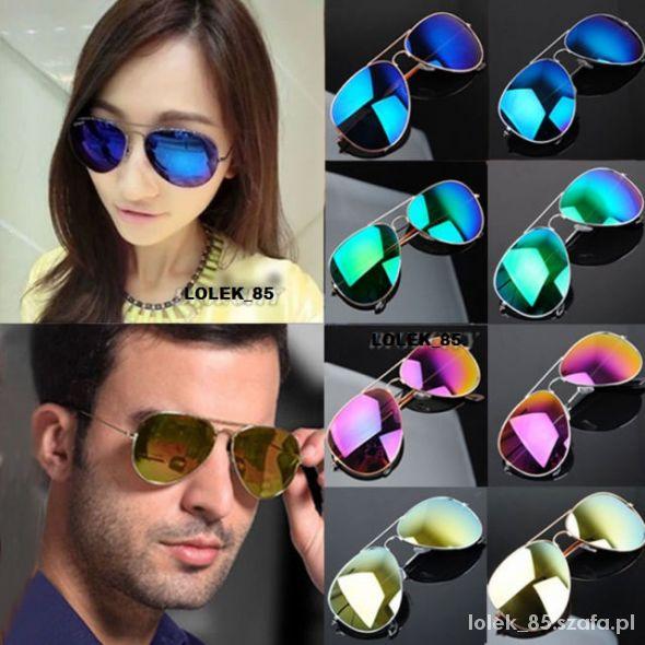 okulary ray ban damskie aviator