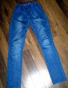 Vero Moda jeansowe legginsy