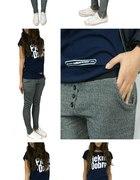 Spodnie dresowe baggy M...