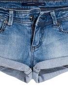 jeansowe spodenki S