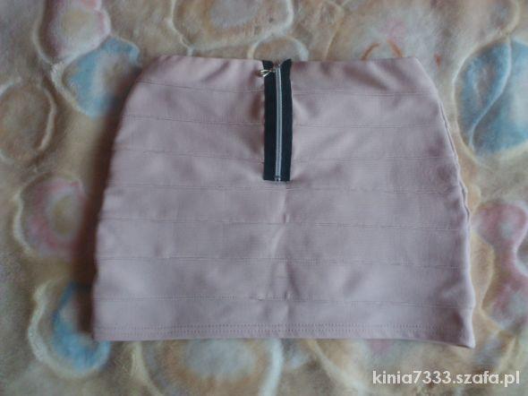 Spódnice ekstra z zipem