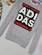 Szara bluza Adidas Originals Dance