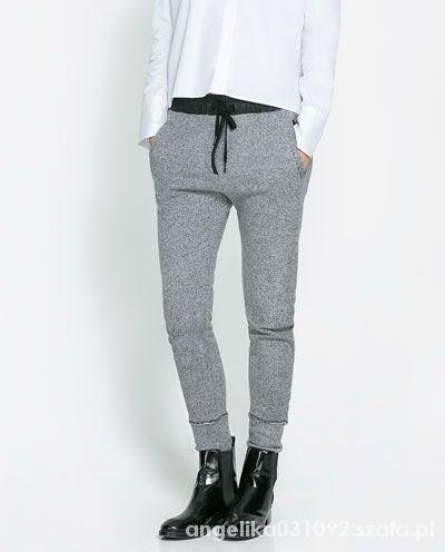 Rurki Dresowe Zara