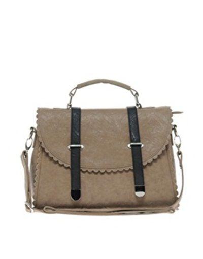ASOS scallop detail bag