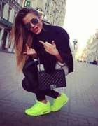Nike Air Max neonowe