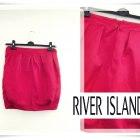 DIY RiverIsland Tulipan Czerwony Spodniczka 36