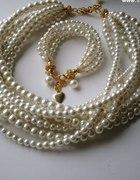 biżuteria ślubna wizytowa ślub wesele perły
