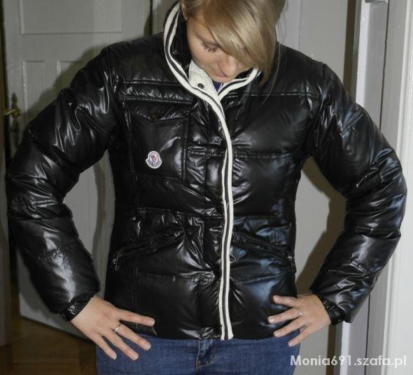 kurtka pikowana moncler