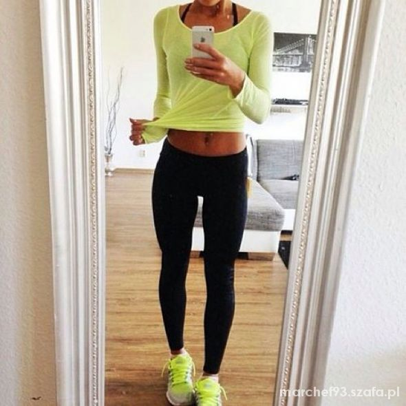 Sportowe fit inspiration