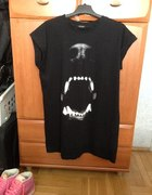 T shirt długi River island r S M L jak nowy