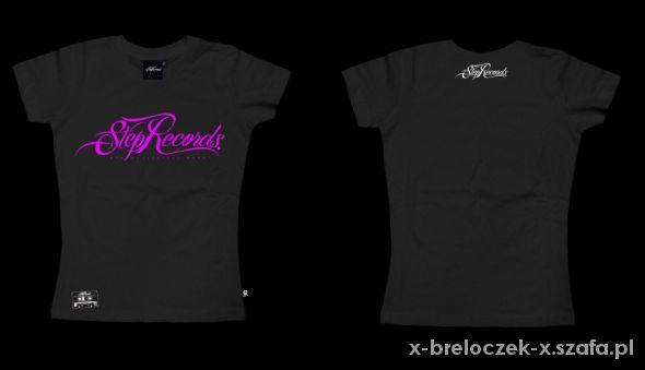 Ubrania koszulka Step Records