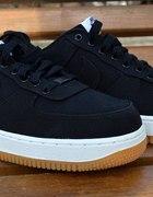 Nike air force 1 low black supreme