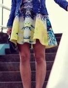 sukienka H&M kaleidoscope