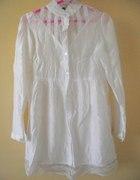 Koszula biała koronkowa japan style