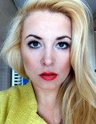 dzisiejszy make up...