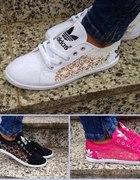 adidas damskie z koronką