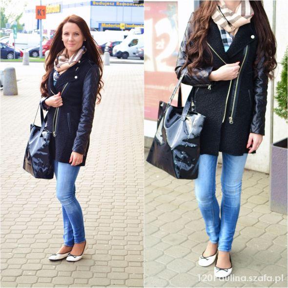 Blogerek płaszczyk sheinside