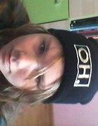 czapka z napisem oh