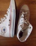 Trampki Converse Białe 40