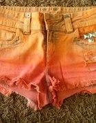 krotke postrzepione szorty must have diy 34 jeans