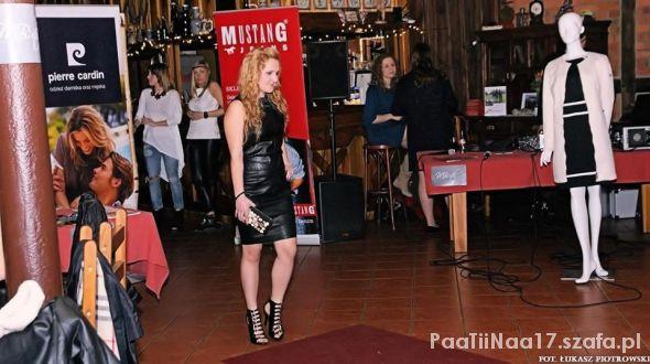 Eleganckie Pokaz mody 2014