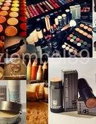 Moja mała kolekcja kosmetyków do makijażu...