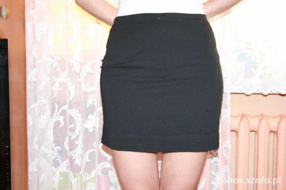 Spódnice Czarna spódnica tuba