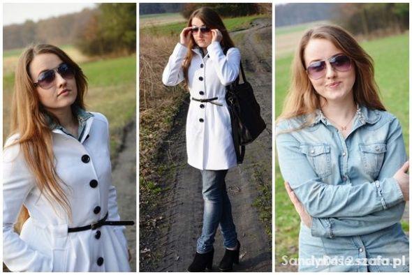 Blogerek White coat