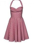 Sukienka w stylu retro PIN UP