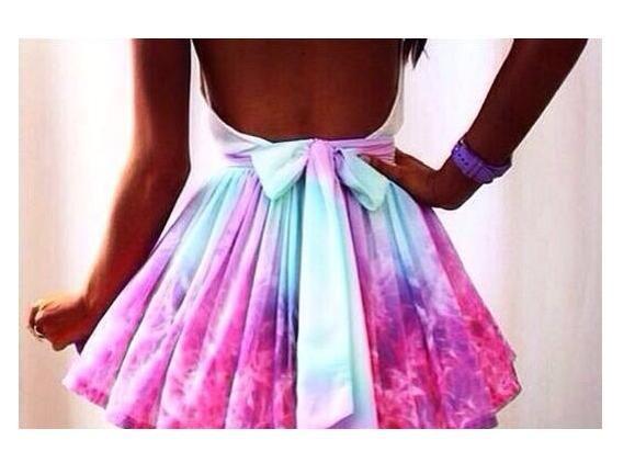 Spódnice Poszukiwana spódnica kolorowa blogerska rozkloszow