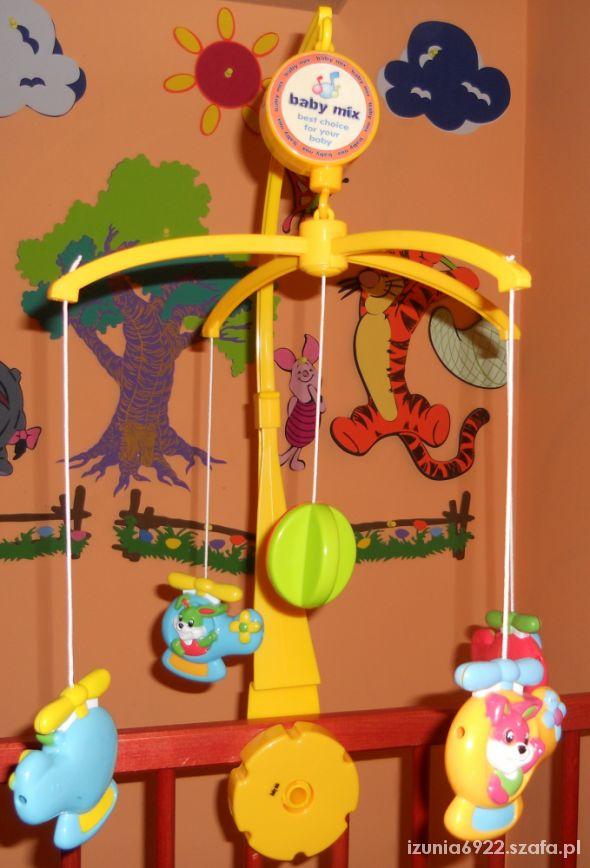 Zabawki Karuzela pozytywka nad łóżeczko