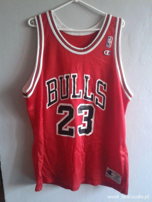 Bardzo dobra Koszulka oryginalna Chicago Bulls Michael Jordan w Koszulki - Szafa.pl DU05