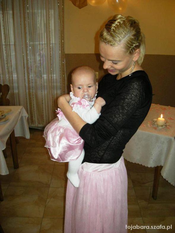 Na specjalne okazje Na chrzest mamusia i córusia