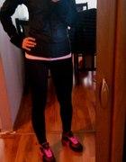 Nike Air Max Czarno różowe 38