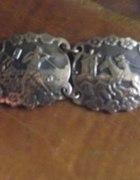 Miedziana bransoletka z Don Kichotem...