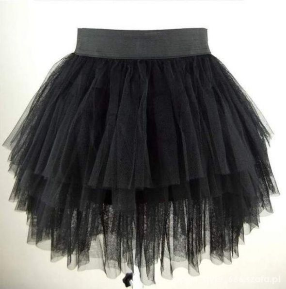Spódnice MINI spódniczka spódnica tiul tiulowa gumka TUTU