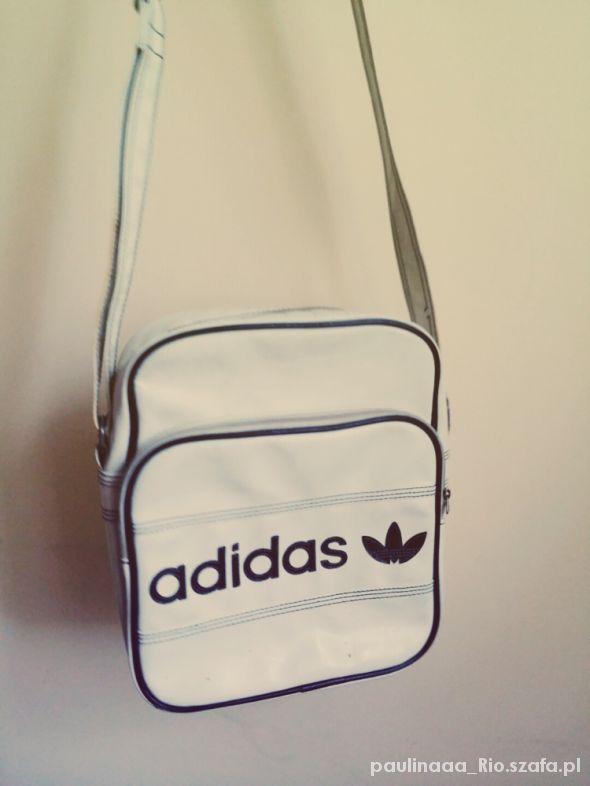 Torebka Adidas biała