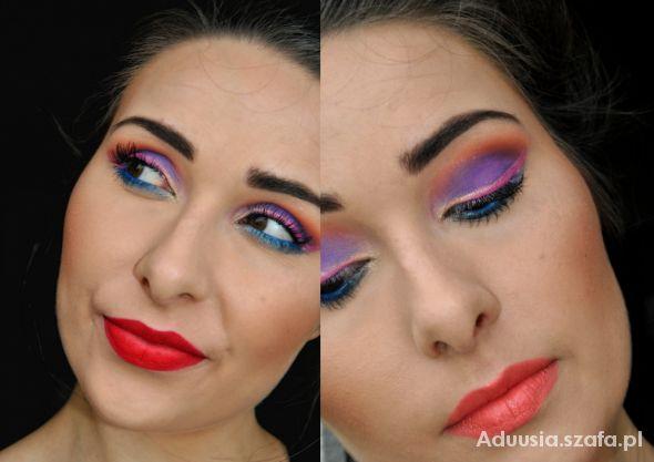 Blogerek Electric Colours