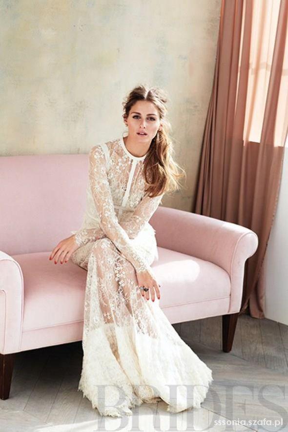 Olivia Palermo ślubnie