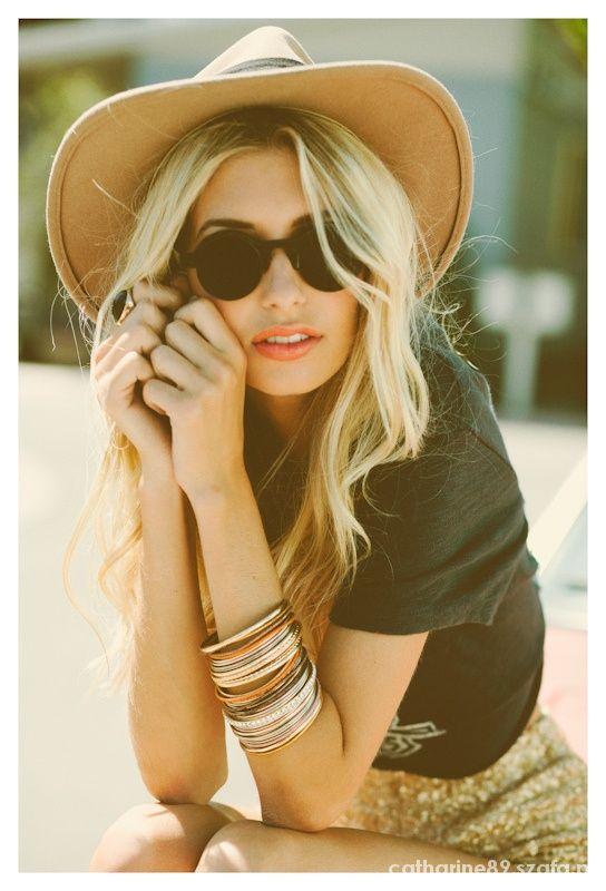 Wasze inspiracje kapelusz