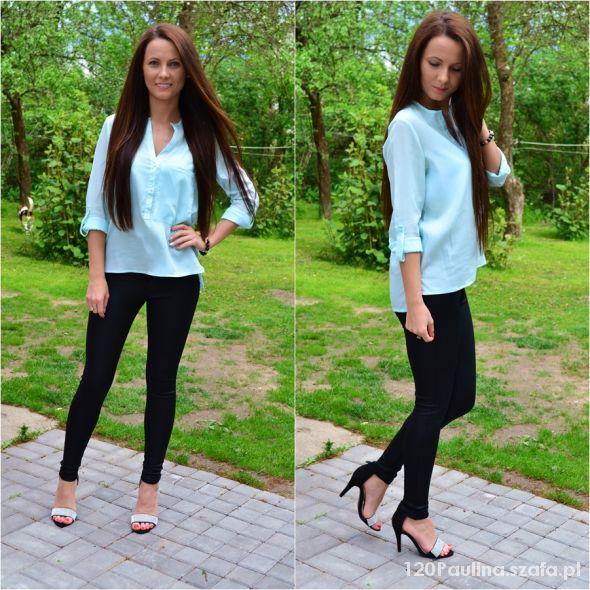 Blogerek blue and black set