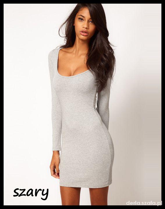 zwykła sukienka