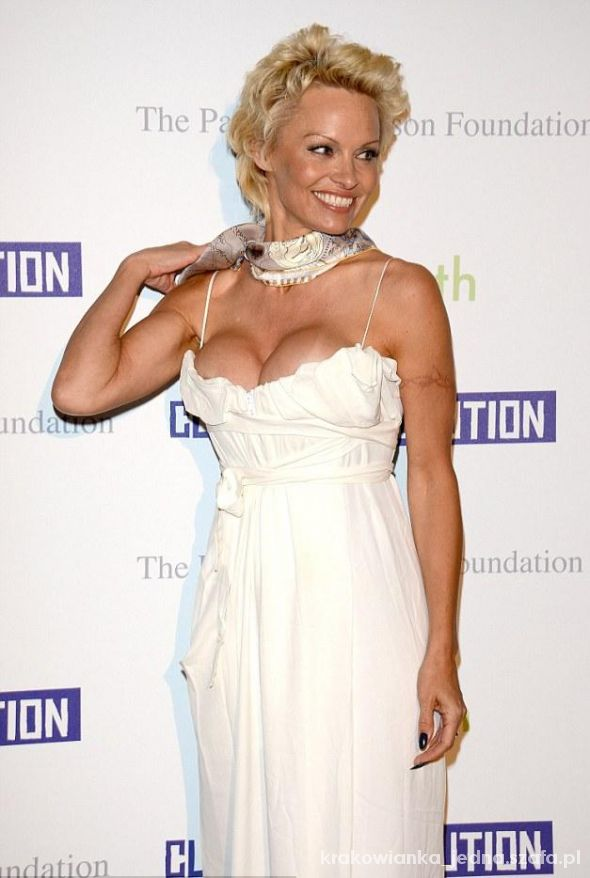 Pamela Anderson Cannes 2014