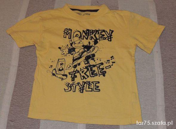 Koszulki, podkoszulki Koszulka Rebel r 104
