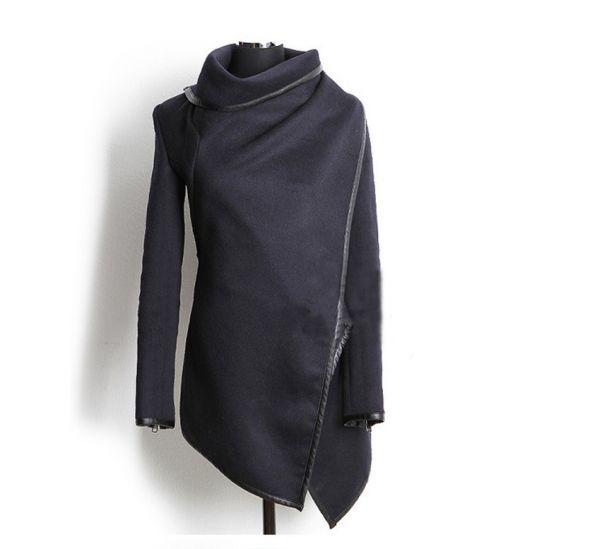 Nowy płaszcz WATERFALL M zip